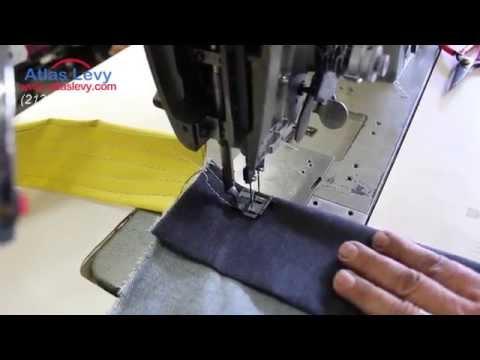 Juki Double Needle Sewing Machine