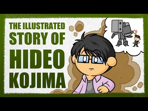 The Story of Hideo Kojima: How Metal Gear Launched the Career of a Gaming Icon