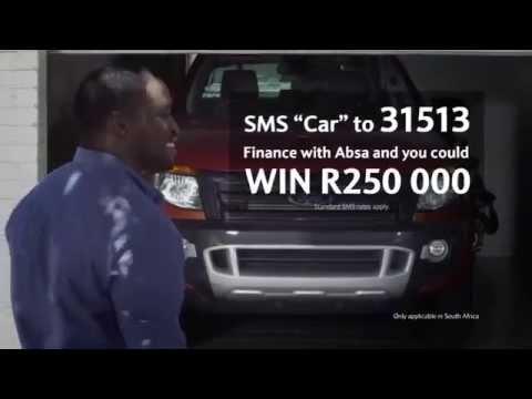 Car Finance Calculator · Absa Finance