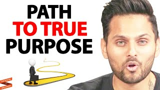 Jay Shetty EXPLAINS How To Find Your PURPOSE & BUILD A LIFE, Not A Resume! | Lewis Howes
