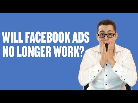 What if Facebook Makes Another Change? Will Facebook Ads Stop Working?!
