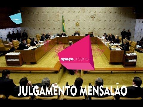 Spaço Tv - Vinicius Zulato - Julgamento do Mensalão