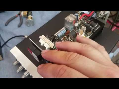 Texas Star Mod-V Repair & Cobra 148 Dead Key Variable Mod