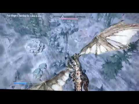 Elder Scrolls V Skyrim: How to tame a dragon