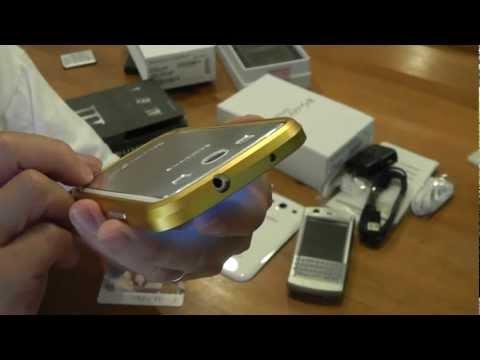 Samsung Galaxy S3 Aluminum Bumper & Battery Cover Cases
