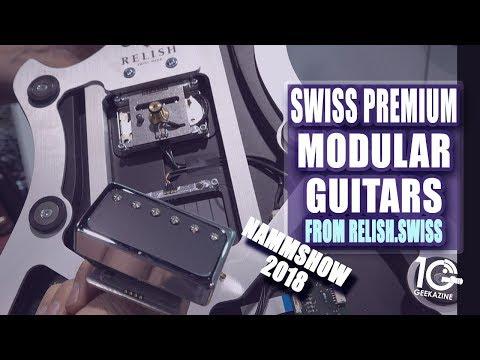 Relish Swiss Modular Guitars