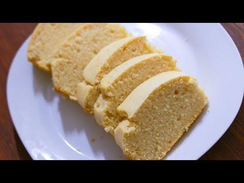 Ice Cream Cake Recipe || Ice Cream Bread Recipe || Vanilla Ice Cream Cake