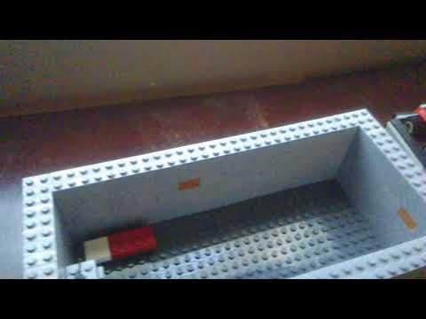Lego zombie safe house walking dead