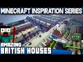 Minecraft - British Houses - Keralis Inspiration Series