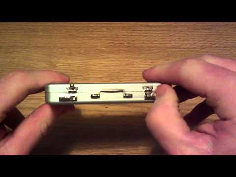 Mobilepro series product line video mini attache case business amazing mini briefcase card holder buy it now colourmoves