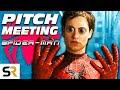 Spider Man 2002 Pitch Meeting