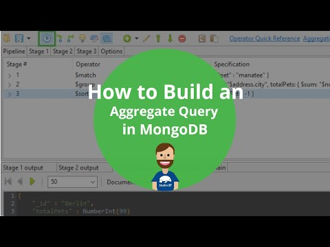 How to Build Aggregate Queries in MongoDB | A MongoDB Tutorial for