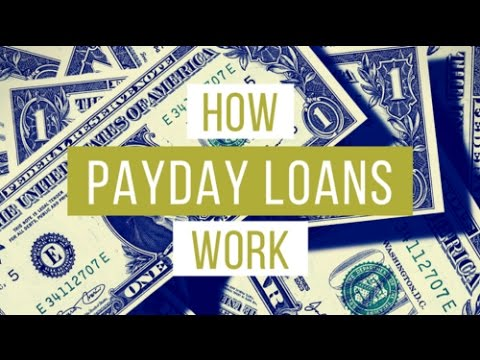 Payday Loans Online - How It Works?