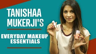 What's in my makeup bag with Tanishaa Mukerji | S01E011 | Fashion | Pinkvilla