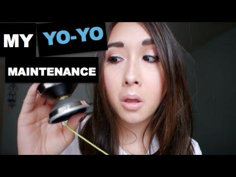 MY CURRENT YO-YO MAINTENANCE | Ann Connolly