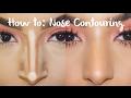 How I Contour My Nose!     Talk Through