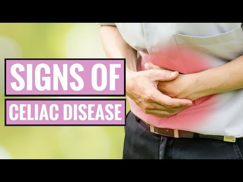 5 Signs and Symptoms of Celiac Disease