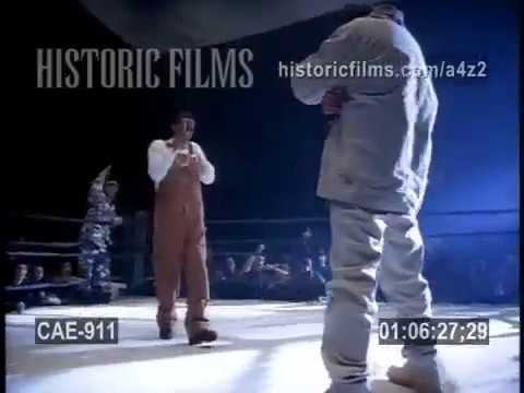 VINTAGE COMMERCIAL - SPRITE - RAPPERS COMPETE IN RING