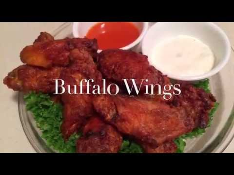Buffalo Wings (halogen oven)