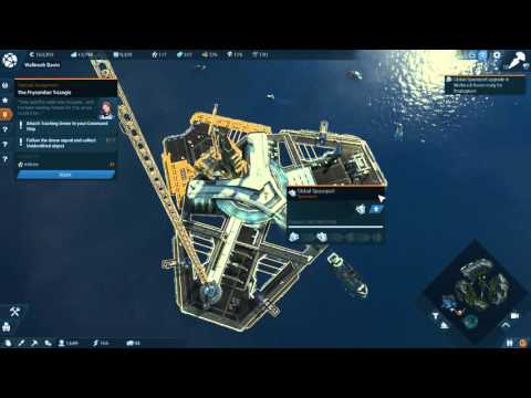 Anno 2205 Review -- One small step forward, One small step back