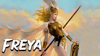 Freya/Freyja: The Greatest Goddess of Norse Mythology - See U in History