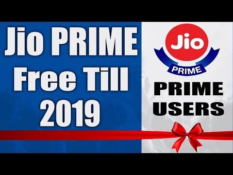 Jio PRIME MEMBERSHIP Free Till 2019 | Jio PRIME Free For 1 Year | Jio Prime Membership Update 🔥