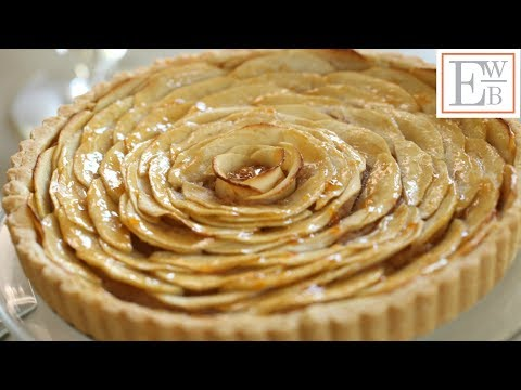 Beth's Classic French Apple Tart | ENTERTAINING WITH BETH
