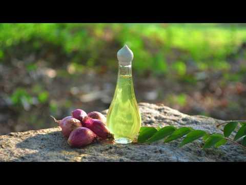 10 விதமான முடி பிரெச்சனைகளை தீர்க்கும் ஒரே எண்ணெய்! Onion Herbal Hair Growth Oil In Tamil