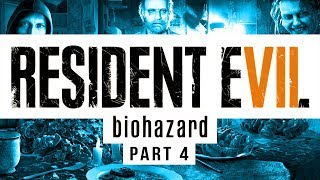 RESIDENT EVIL 7 - Full Gameplay Walkthrough - Part Four - THE END!