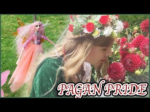 Pagan Pride - Nottingham UK 2017