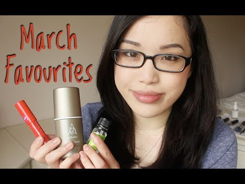 March Favourites (Top 5)