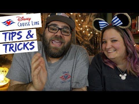Disney Cruise Line Tips & Tricks!