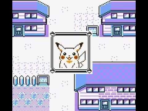 Pokemon Yellow: Making Pikachu Happy