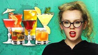 Irish People Try Rum Cocktails