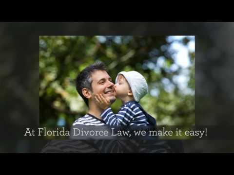 Should I File Divorce Without a Lawyer in Pensacola?   Florida Divorce Law