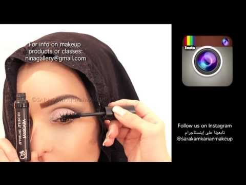 Eye makeup  Arabic eye makeup tutorial