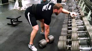 170lbs rows for 8ish
