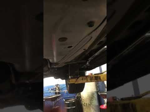 2012 Jeep Grand Cherokee A/C Drain Tube
