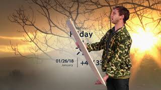 Charlie Berens Weather Update on WI57