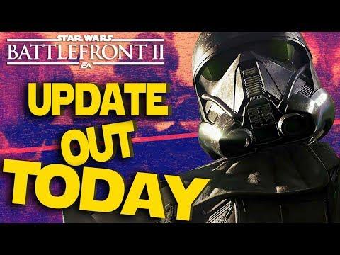 Death Troopers Attack!! - Star Wars Battlefront II Live Stream