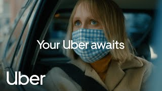 Your Uber Awaits | Uber