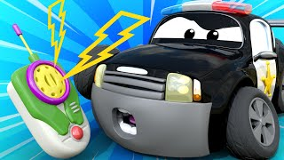 Download Car Patrol -  The power cut  - Car City ! Police Cars and fire Trucks for kids