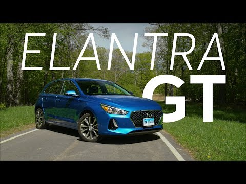 2018 HyundaiElantraGT Quick Drive   Consumer Reports