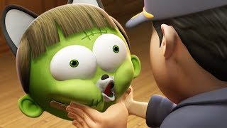 Funny Animated Cartoon Spookiz Halloween Songs For Kids Cartoon For Children