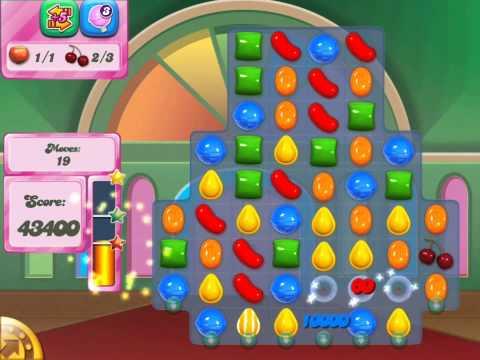 Candy Crush Saga [iOS] iPad Air HD -- EP7