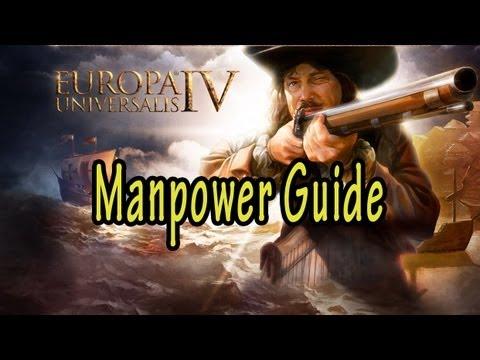 Europa Universalis IV Manpower Guide