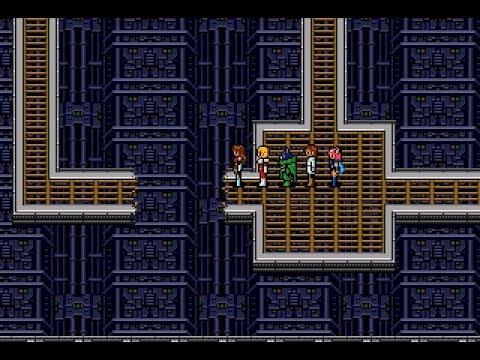 Let's Play Phantasy Star IV #13: Delving Dangerous Debris