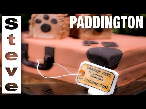 PADDINGTON 2 - How to make a Paddington Cake