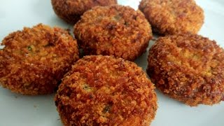 Fish Cutlet Recipe- How To Make Fish Cutlet