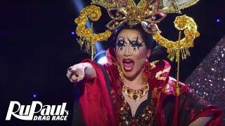Lip Sync Eleganza Extravaganza Performance 💃 'Finale Sneak Peek'  | RuPaul